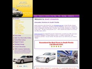 Jewel Limousines