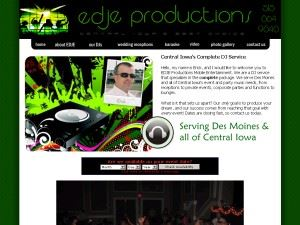 E.D.J.E. Productions Mobile Entertainment - Marshalltown