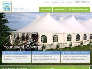 Commercial Tent Rentals & Sales Limited