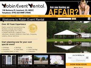 Robin Event Rental