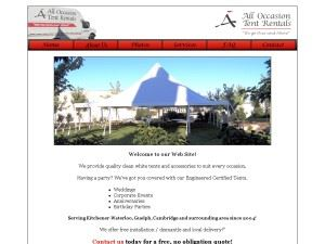 All Occasion Tent Rentals