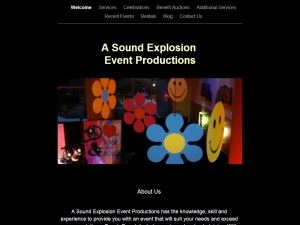 A Sound Explosion