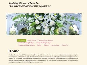 Wedding Flowers 4 Less