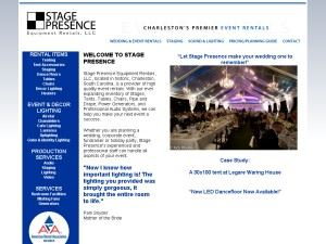 Stage Presence Equipment Rentals, LLC.