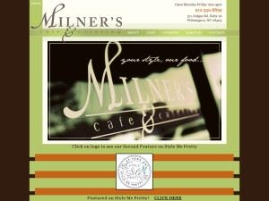 Milners Café And Catering