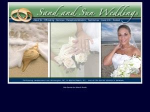 Sand And Sun Weddings