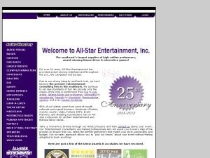 All-Star Entertainment, Inc