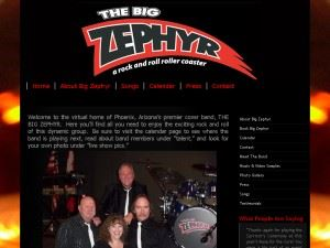 big zephyr party band