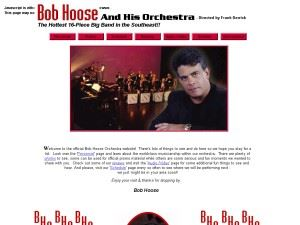Bob Hoose And His Orchestra