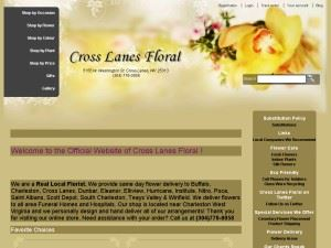 Cross Lanes Floral - Charleston