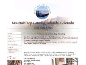 Mountain Top Catering