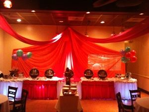Wedding reception venues in alexandria va 336 wedding for Aroma indian cuisine arlington va