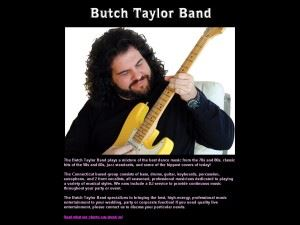 Butch Taylor Band - New Haven