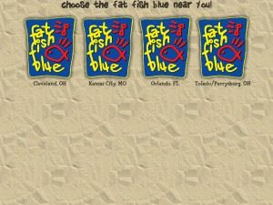 Fat Fish Blue, home of the Funny Bone