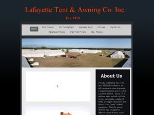 Lafayette Tent And Awning