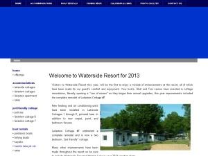 Waterside Resort & Marina