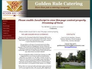 Golden Rule Catering