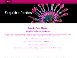 Exquisite Party Planners