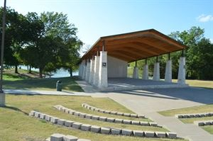 Little Elm Park Amphitheater