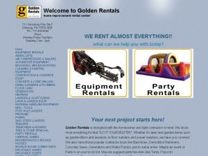Golden Rental