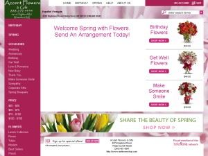 Accent Flowers & Gifts - Bloomfield Hills
