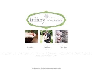 Tiffany Custom Photography