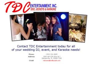 TDC Entertainment Inc