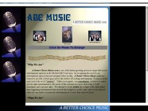 A Better Choice Music .com - Destin