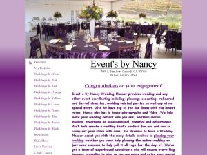 Events By Nancy- Watsonville