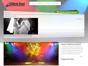 California Sound Entertainment
