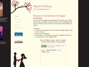 Magick Weddings