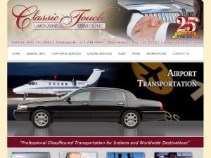 Classic Touch Limousine Service Incorporated