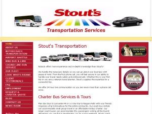 Stout's Charter Service Incorporated