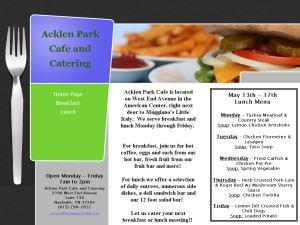 Acklen Park Cafe - Gallatin