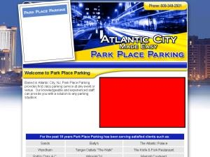 Park Place Parking And Valet