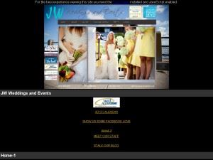 JW Weddings And Events Johns Island