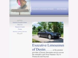 Executive Limousines of Destin - Panama City