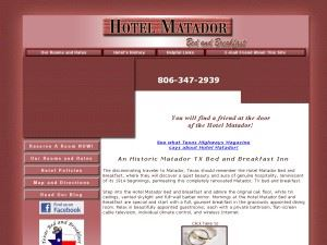 Hotel Matador Bed and Breakfast