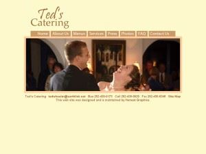 Ted's Catering