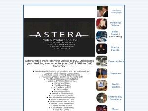 Astera Video Productions Inc