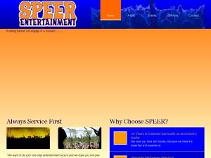 Speer Entertainment Services
