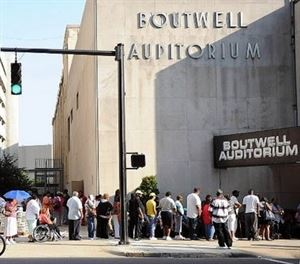 Boutwell Municipal Auditorium