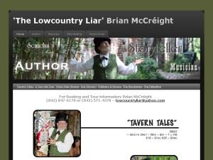 The Lowcountry Liar - Storyteller/Raconteur