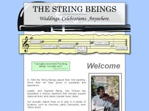 The String Beings