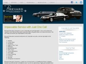 Brevard Executive Limousine - Melbourne Beach
