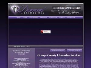 Diamond Limo Orange
