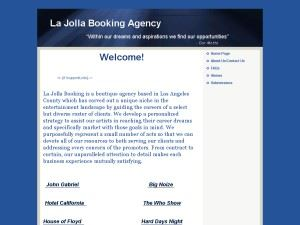 La Jolla Booking Agency