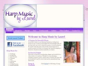 Harp Music By Laurel
