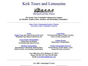 Kirk Tours and Transportation