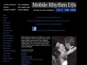Mobile Rhythm Disc Jockeys